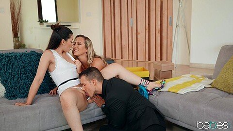 Brett Rossi Codey Steele Aria Lee