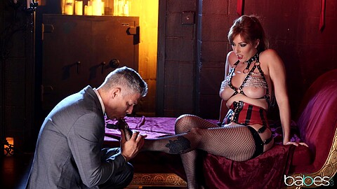 Mick Blue Lauren Phillips