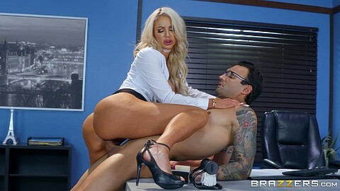 Nicolette Shea Alex Legend