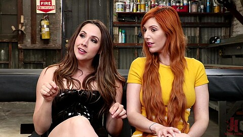 Lauren Phillips Chanel Preston