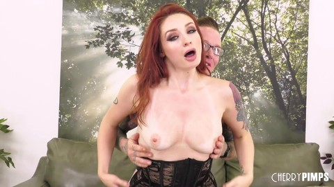 Violet Monroe Johnny Goodluck