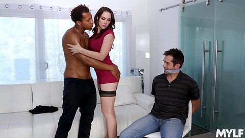 Chanel Preston Ricky Johnson