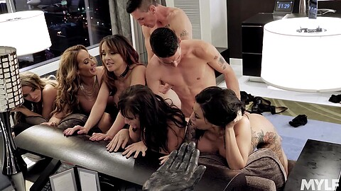 Cytherea Lily Lane Richelle Ryan Alana Cruise